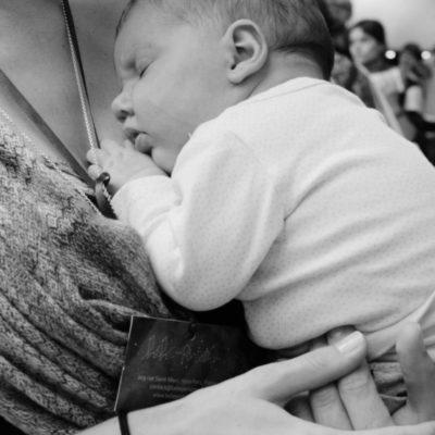 Bérénice Meinsohn - Vidéo - bébé-portation