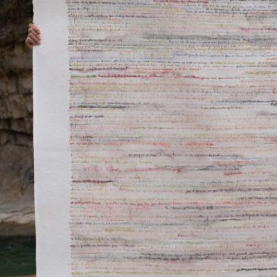 Bérénice Meinsohn - Vidéo - manuscrits