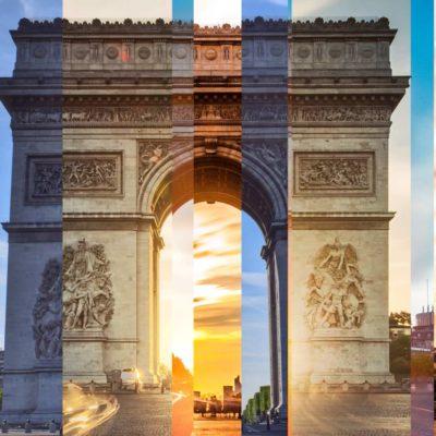 Bérénice Meinsohn - Vidéo - l'arc de triomphe